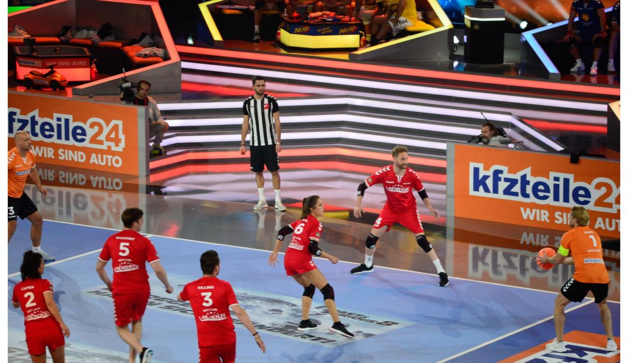 Pro7 Völkerball